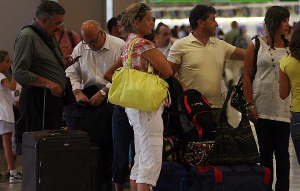 La mitad de los vuelos programados en Europa se realizarán sin problemas
