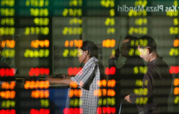 Los parqués del sudeste de Asia inician la semana con pérdidas
