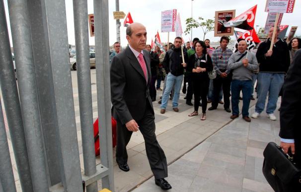 """El juicio sobre el """"caso Minutas"""" se reanuda hoy con la declaración de Del Nido"""