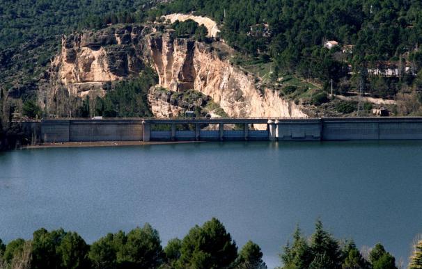 Aumenta 22 hm³ la reserva de la cabecera del Tajo hasta los 1.058 hm³, el 43 por ciento