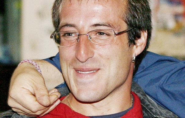 Francia deja en libertad a David Pla, en la foto, tras comparecer ante el juez - EFE
