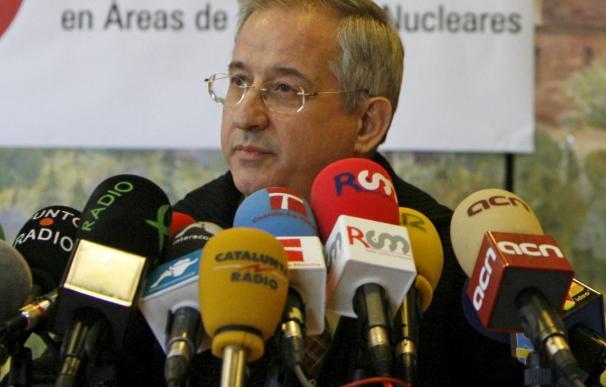 El alcalde de Ascó cree que los políticos están asustados electoralmente por el almacén