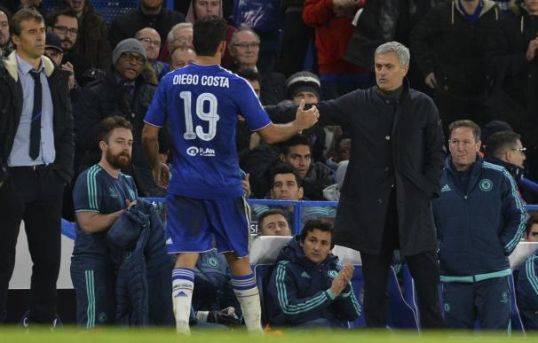 Mourinho prefiere el Manchester United al Real Madrid / AFP
