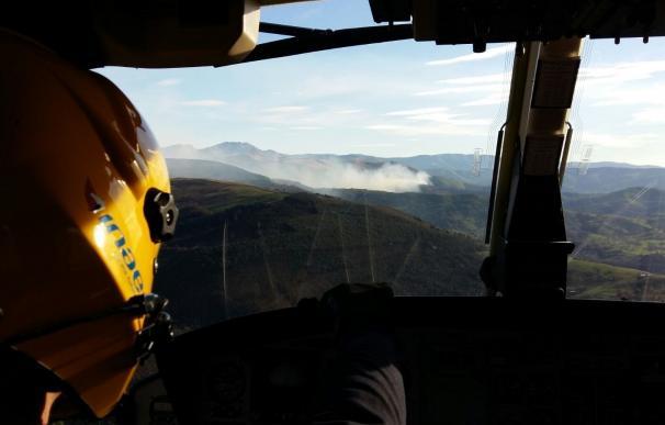 Los valles del Nansa e Iguña, los más afectados por los 18 focos activos en Cantabria