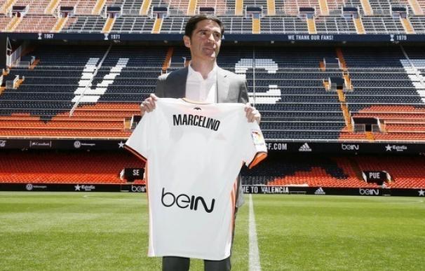 """Marcelino: """"Me gustaría ganar un título con el Valencia"""""""