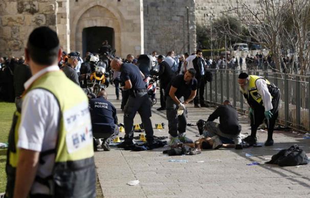 Ataque en la Puerta de Jaffa