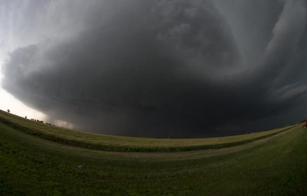 Cinco muertos por tornados en Oklahoma