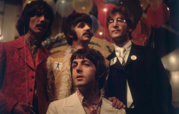 The Beatles en 'streaming'