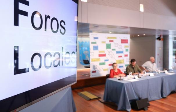 Foros Locales superan los 4.700 inscritos individuales y las 560 entidades participantes en 4 meses de vida