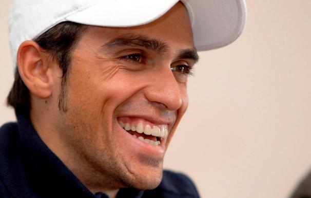 """Alberto Contador afirma que su rendimiento en Lieja es """"una incógnita"""""""