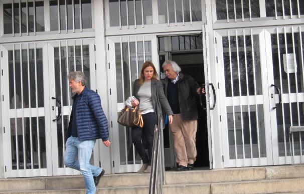 La Audiencia celebra desde este jueves una vista sobre los recursos a la sentencia de Rafael Gómez