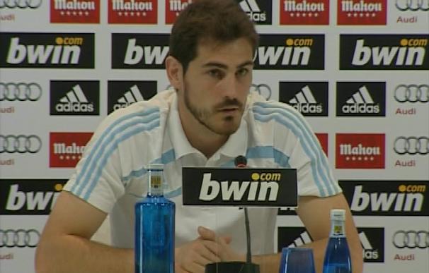 """Casillas felicita al Atlético de Madrid con """"envidia sana"""""""