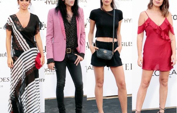 Telva acerca la moda a la calle bajo la atenta mirada de Froilán y Victoria Federica