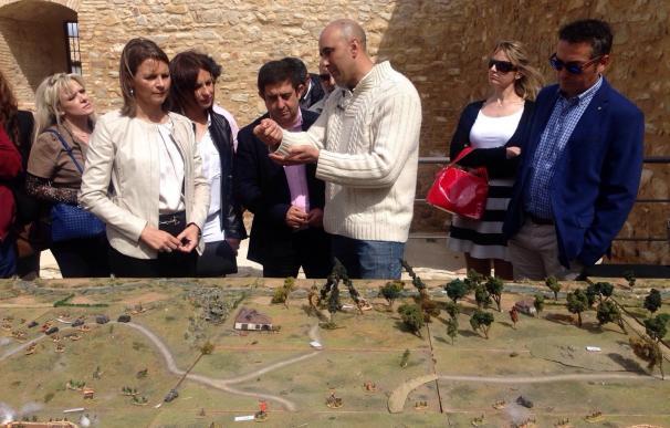 Lopera recrea la histórica batalla de 1936 con un programa cultural y turístico