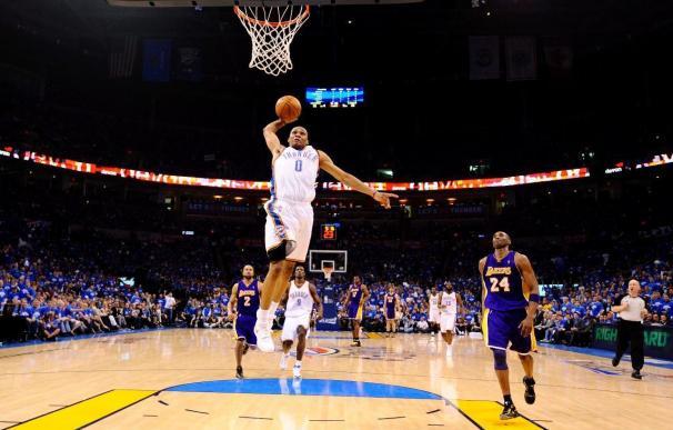 Thunder y Bulls mandaron un aviso a Lakers y Cavaliers