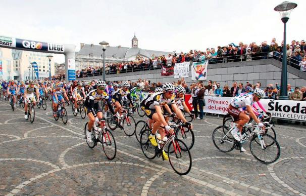 """Vinokourov logra su segundo triunfo en la clásica de los """"muros"""""""