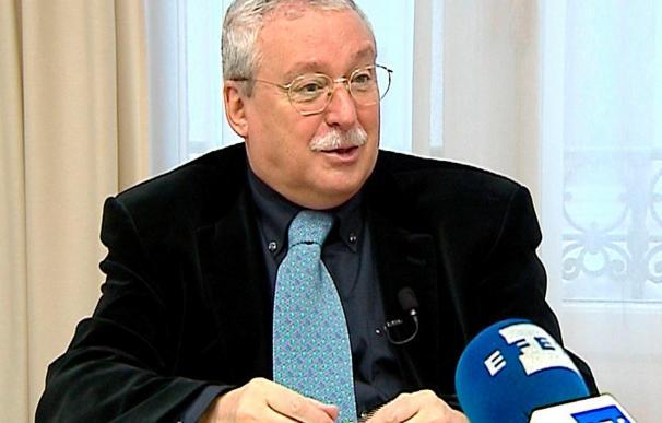 "Leguina dice que Ferraz debe recordar que ""no se ha comido un colín"" en Madrid"