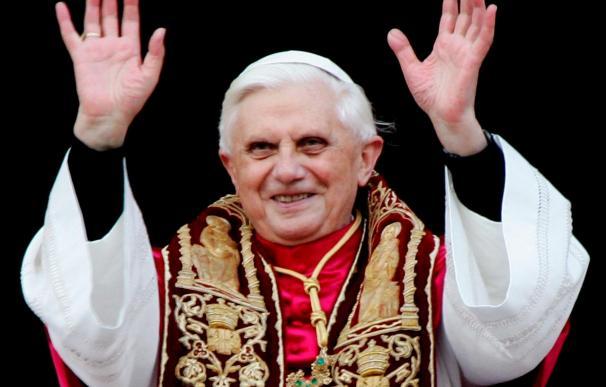 Benedicto XVI llegó a La Valeta, en su primera visita a Malta
