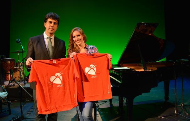 María Toledo se suma a la campaña de promoción de la donación de órganos del Hospital Reina Sofía