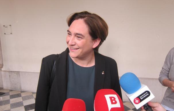 """Ada Colau defiende el """"rol fundamental de las ciudades"""" para recuperar el espacio público"""