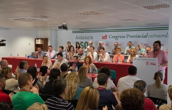 """El PSOE aprueba por aclamación una """"lista de unidad y consenso"""" encabezada por Sánchez Teruel y Carmen Ortiz"""