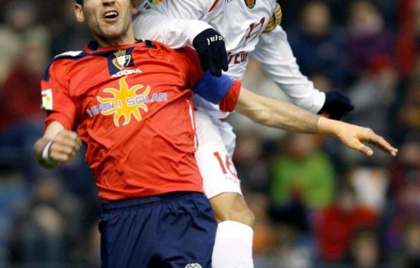 Mallorca recibirá a Osasuna con la mente puesta en la Liga de Campeones