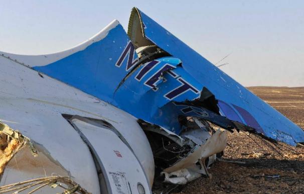 Todas las hipótesis siguen sobre la mesa en cuanto a lo ocurrido con el avión comercial ruso que se estrelló en el Sinaí