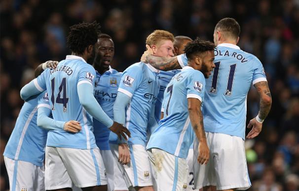 El City golea al Sunderland / Getty Images