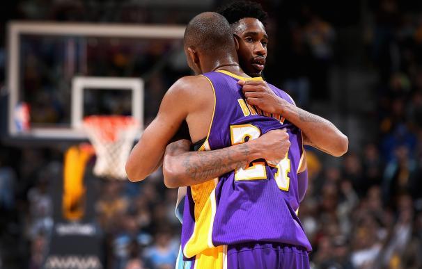 DENVER, CO - DECEMBER 22: Kobe Bryant #24 of the L