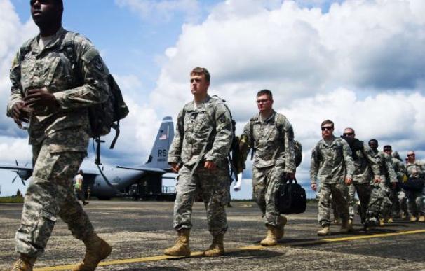 EEUU tiene desplegados 220.000 militares por el mundo