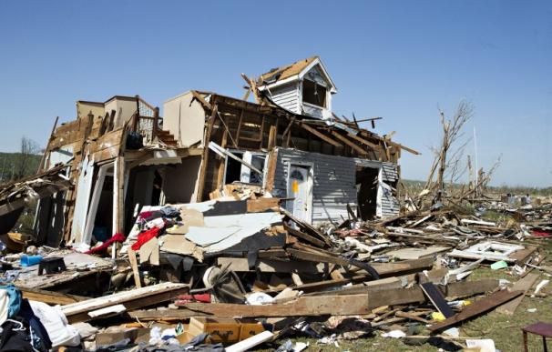 Mississippi, Arkansas, Texas, Louisiana y Tennessee en alerta por nuevas tormentas