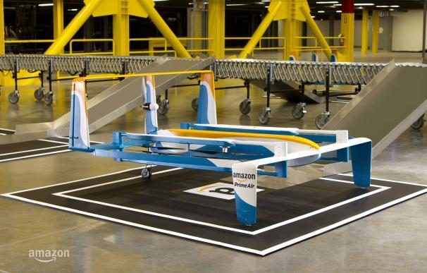 Amazon Prime Air ya comienza sus primeros vuelos