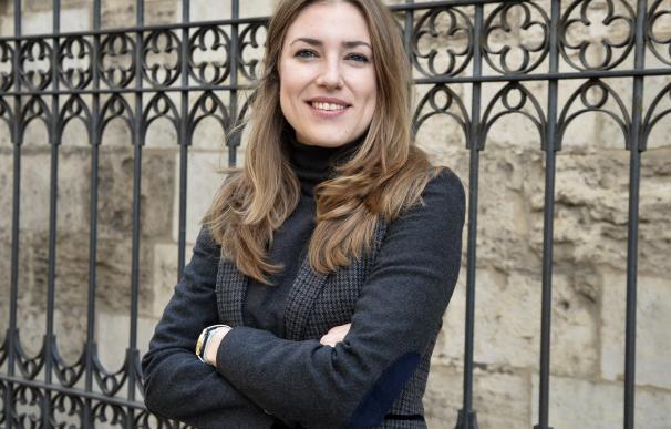"""María Such, diputada más joven del Congreso: """"Es una oportunidad para que se nos oiga más a los jóvenes"""""""
