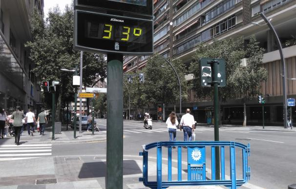 Las temperaturas dejan mínimas de 22 grados en Vigo y las máximas llegarán a 38, tras lo que bajarán 10 grados en 2 días