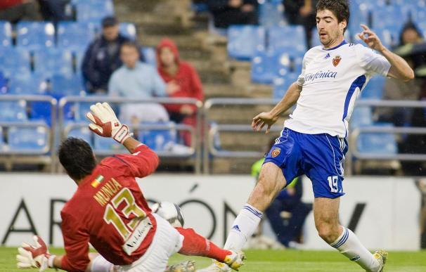 Gabi y Arizmendi trabajan al margen del Zaragoza pero cuentan con ellos para Coruña