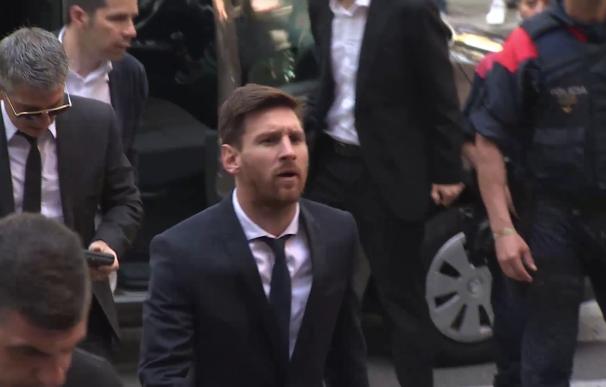 El Tribunal Supremo confirma la condena a Messi por fraude fiscal