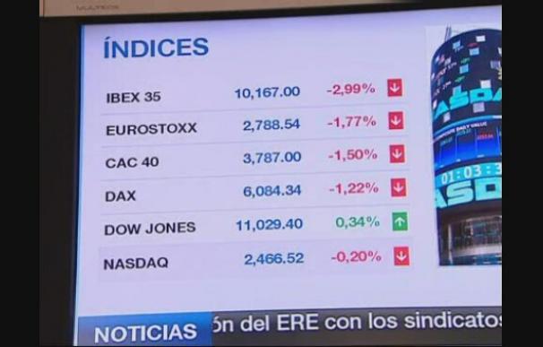 Standard and Poor rebaja la calificación de la deuda española