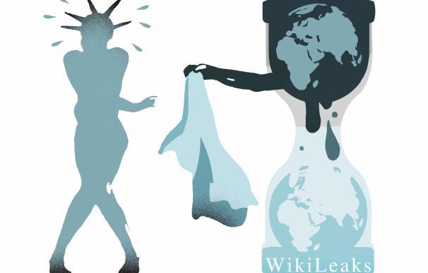 Wikileaks, de la cumbre al hoyo
