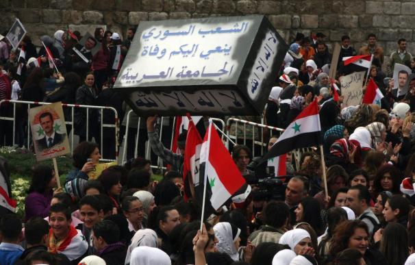 Al menos 10 muertos en Siria por disparos de las fuerzas de seguridad