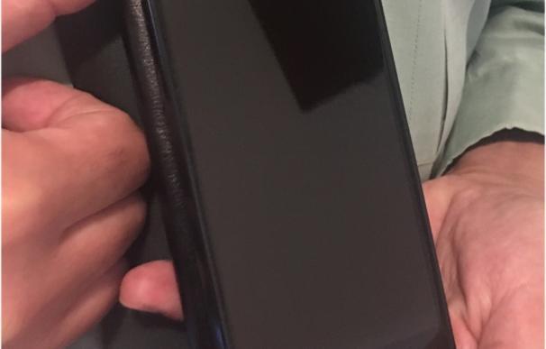 Detenido por hacer una denuncia falsa del robo de su móvil, que había vendido días antes
