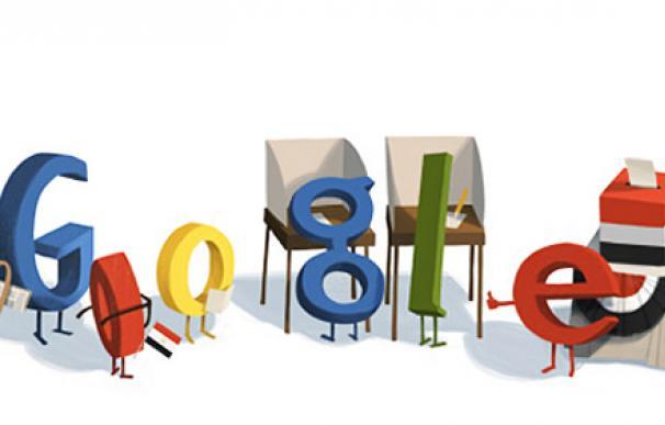 Google, con las elecciones egipcias