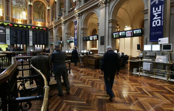 El Ibex amplía sus ganancias por encima del 4% y recupera el listón de los 8.100 puntos