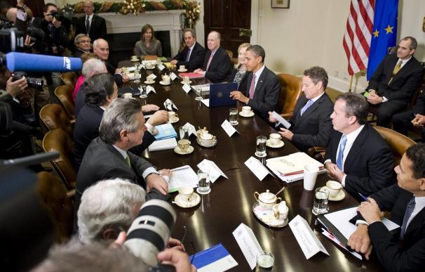 Obama dice que EE.UU. está dispuesto a hacer su parte para resolver la crisis de la deuda