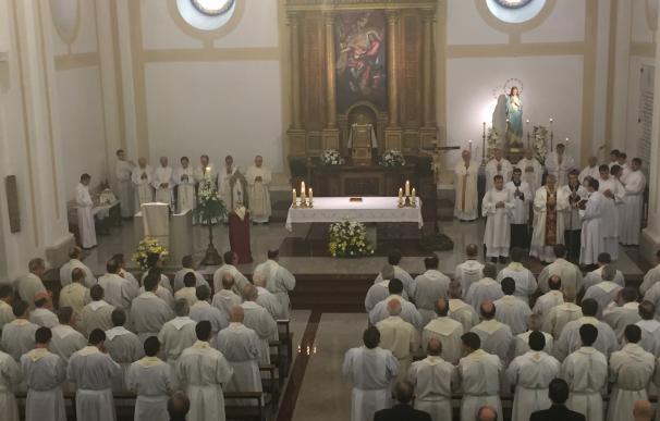 """El arzobispo de Toledo pide a los sacerdotes """"que conserven la alegría del evangelio"""" incluso cuando hay """"cruz"""""""