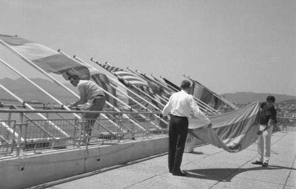 Festival de Cannes en 1960