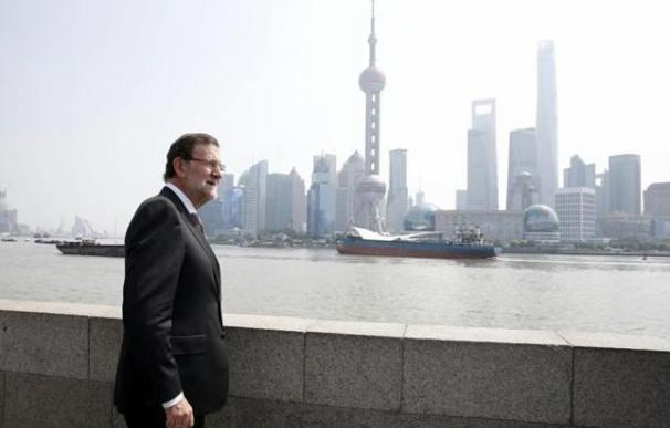 Rajoy viaja a China en busca de contratos de infraestructuras para la Nueva Ruta de la Seda