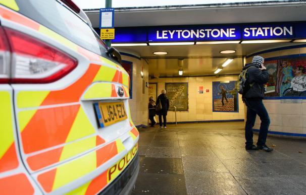 Incidente de presunto carácter terrorista en el metro de Londres