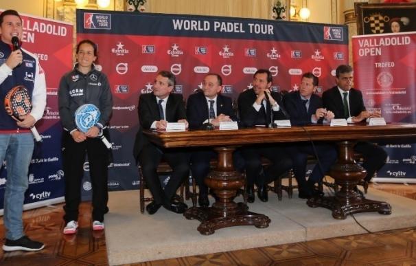 La Plaza Mayor de Valladolid seguirá acogiendo el World Pádel Tour