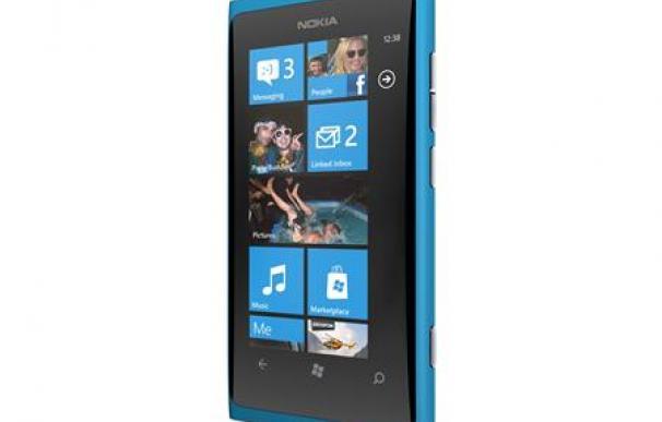 Nokia presenta sus primeros teléfonos con Windows