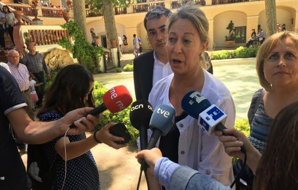 """Munté espera que la conferencia de Puigdemont en Madrid sirva para """"hablar y ser escuchados"""""""